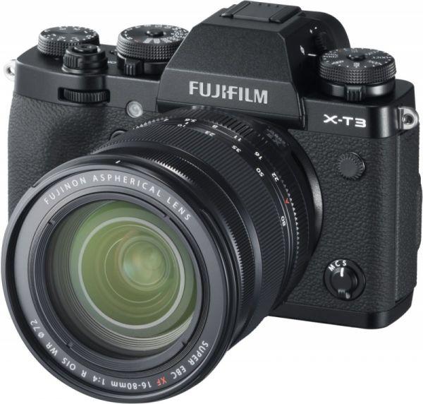 X-T3 + XF 16-80mm F4 R OIS WR Silver nach €200.-Cashback
