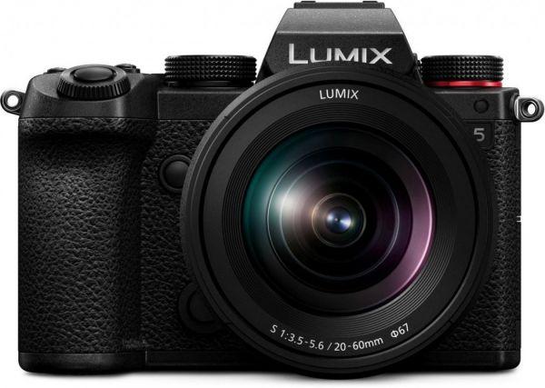 Lumix DC-S5 + Lumix S Pro 20-60mm f/3.5-5.6