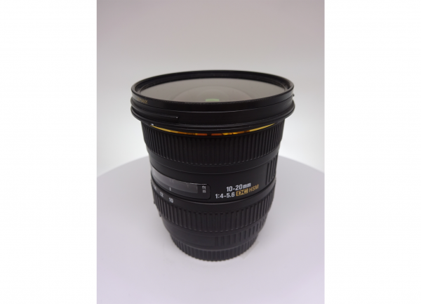 Sigma 10-20 mm F4,0-5,6 Canon gebraucht