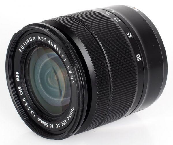 XC 16-50mm F3.5-5.6 OIS schwarz