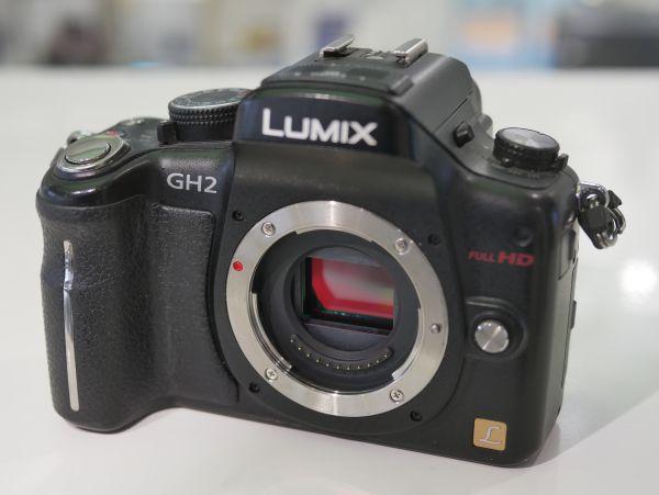 Lumix GH2 Gehäuse gebraucht