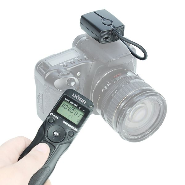 Funkfernauslöser mit Timer N3 Nikon