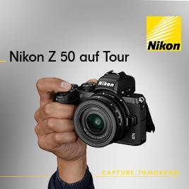 Nikon Z 50 Tour beim Winter-Testival 2019