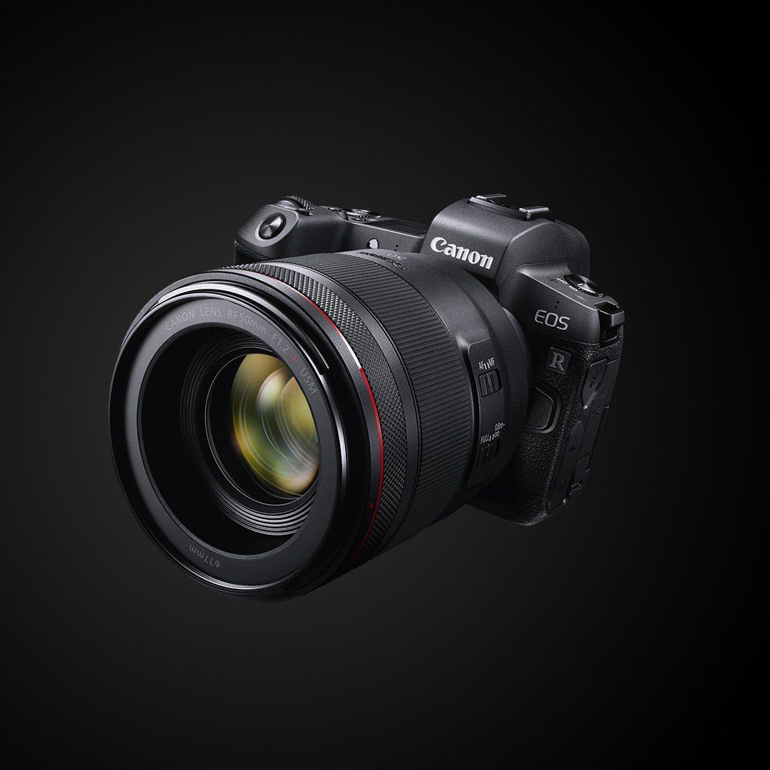 Das Canon EOS R System