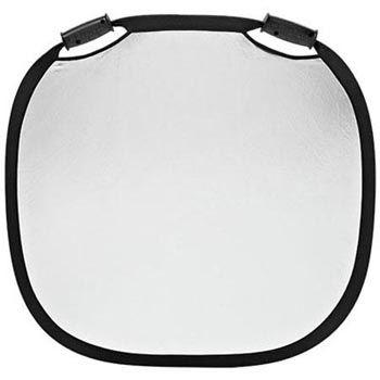 Reflector silber/weiss 80cm