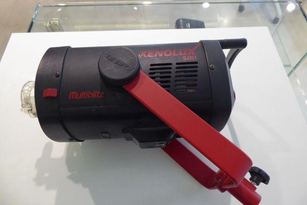 Multiblitz XENOLUX 500