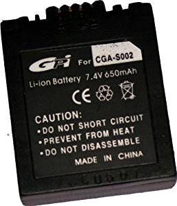 618 CGA S002 Panasonic