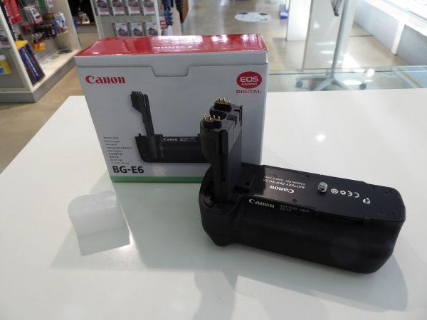Canon BG-E6 für 5D II