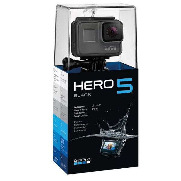 Hero5 Black inkl. 3way Grip