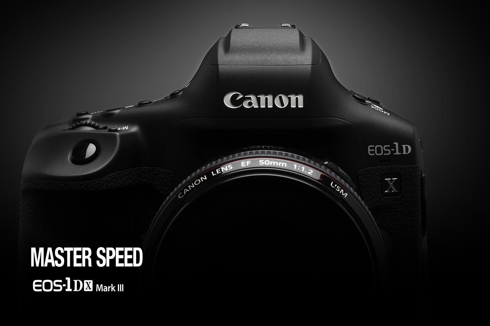 Canon EOS 1DX Mark III Vorstellung