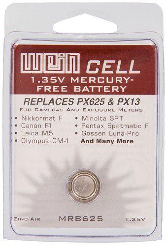 PX 625 Ersatzbatterie - Weincell