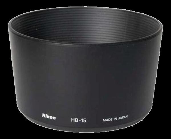 HB-15 Streulichtblende