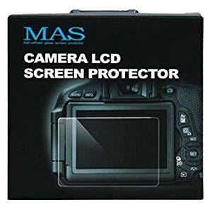 MAS LCD Protector f. Nikon D610