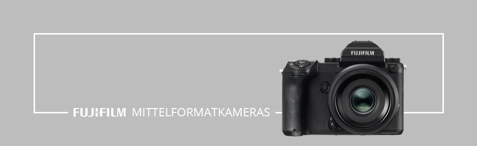 Fujifilm Mittelformat