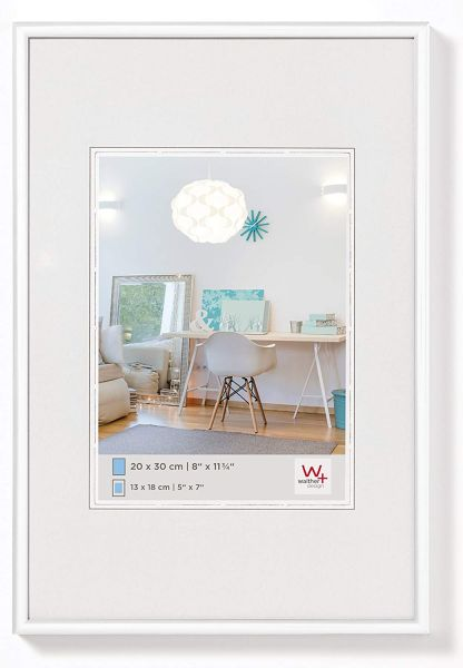 New Lifestyle 21x30 weiss