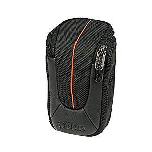 Yuma S Kameratasche schwarz/orange