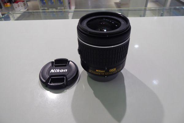 Nikon AF-P 18-55mm/3,5-5,6G