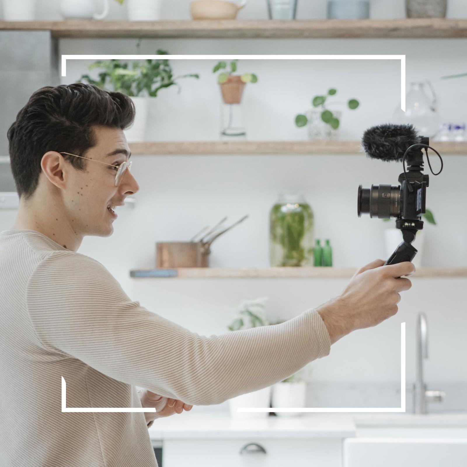 Die besten Kameras für Vlogger & Content Creator 2021
