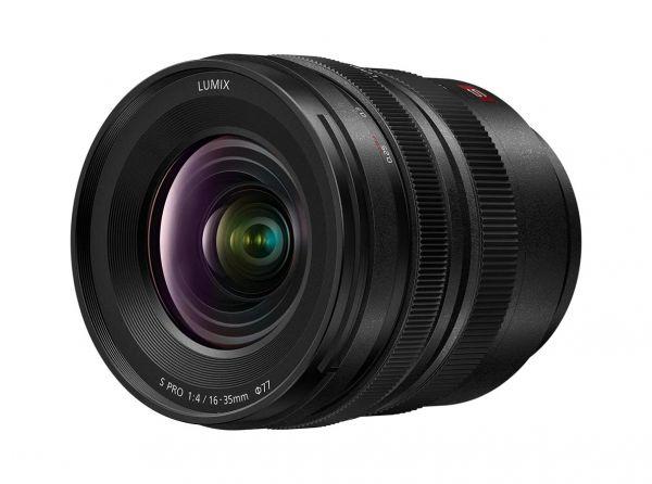 Lumix S Pro 16-35mm f/4,0