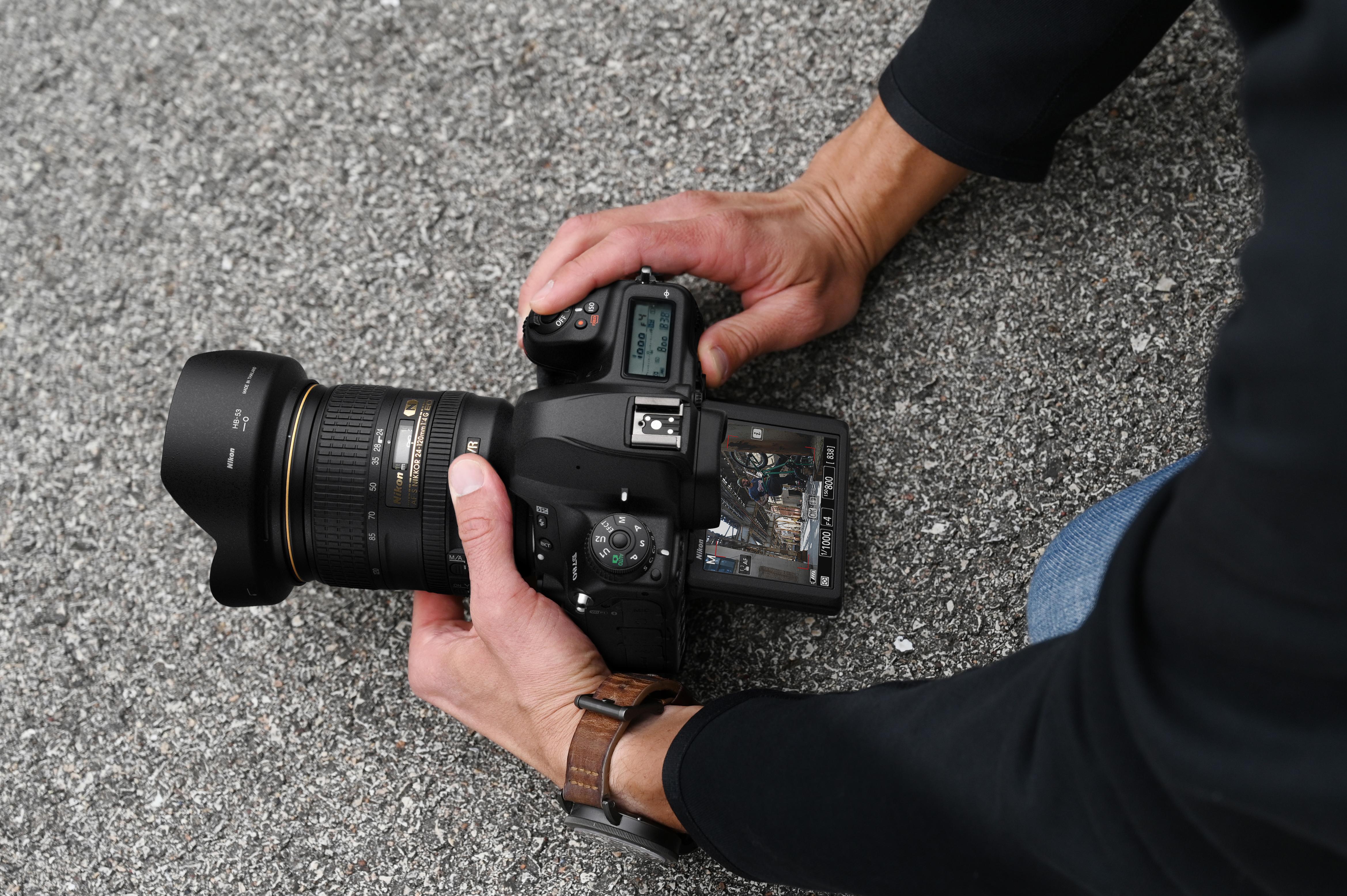 Nikon D780 auf Tour – Vielseitigkeit trifft Spitzenleistung