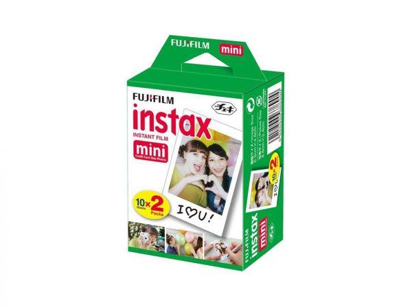 Fujifilm INSTAX MINI FILM Doppelpack