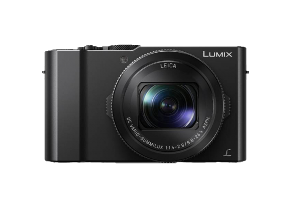 DMC-LX 15 schwarz