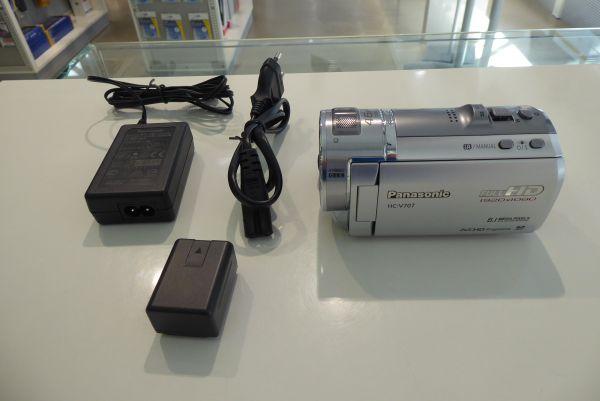 Panasonic HC-V707 Videokamera Full HD