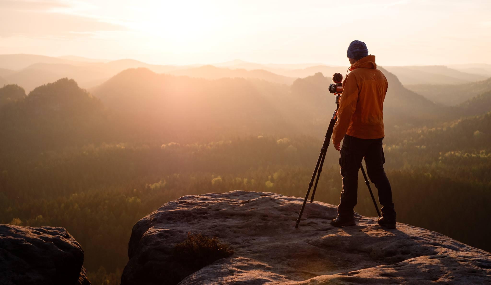 Landschaftsfotografie mit Nikon Z und Stephan Wiesner