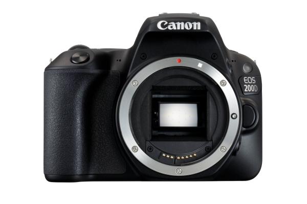 Canon eos d gehäuse schwarz spiegelreflexkameras