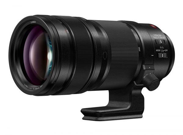 Lumix S Pro 70-200mm f/2,8 O.I.S. L-Mount
