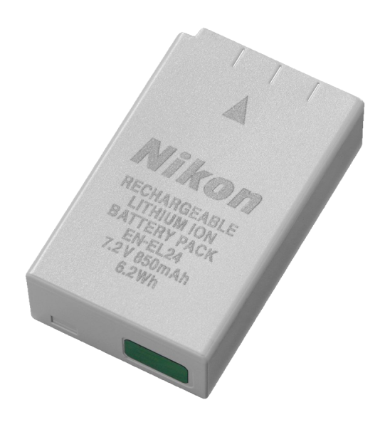 Nikon EN-EL24 Li-Ionen-Akku