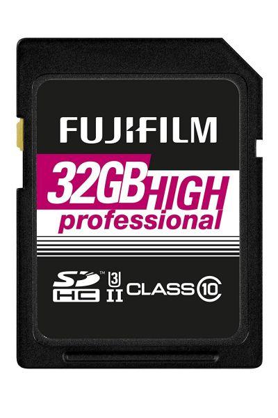 SDHC 32GB UHS-I High Professional