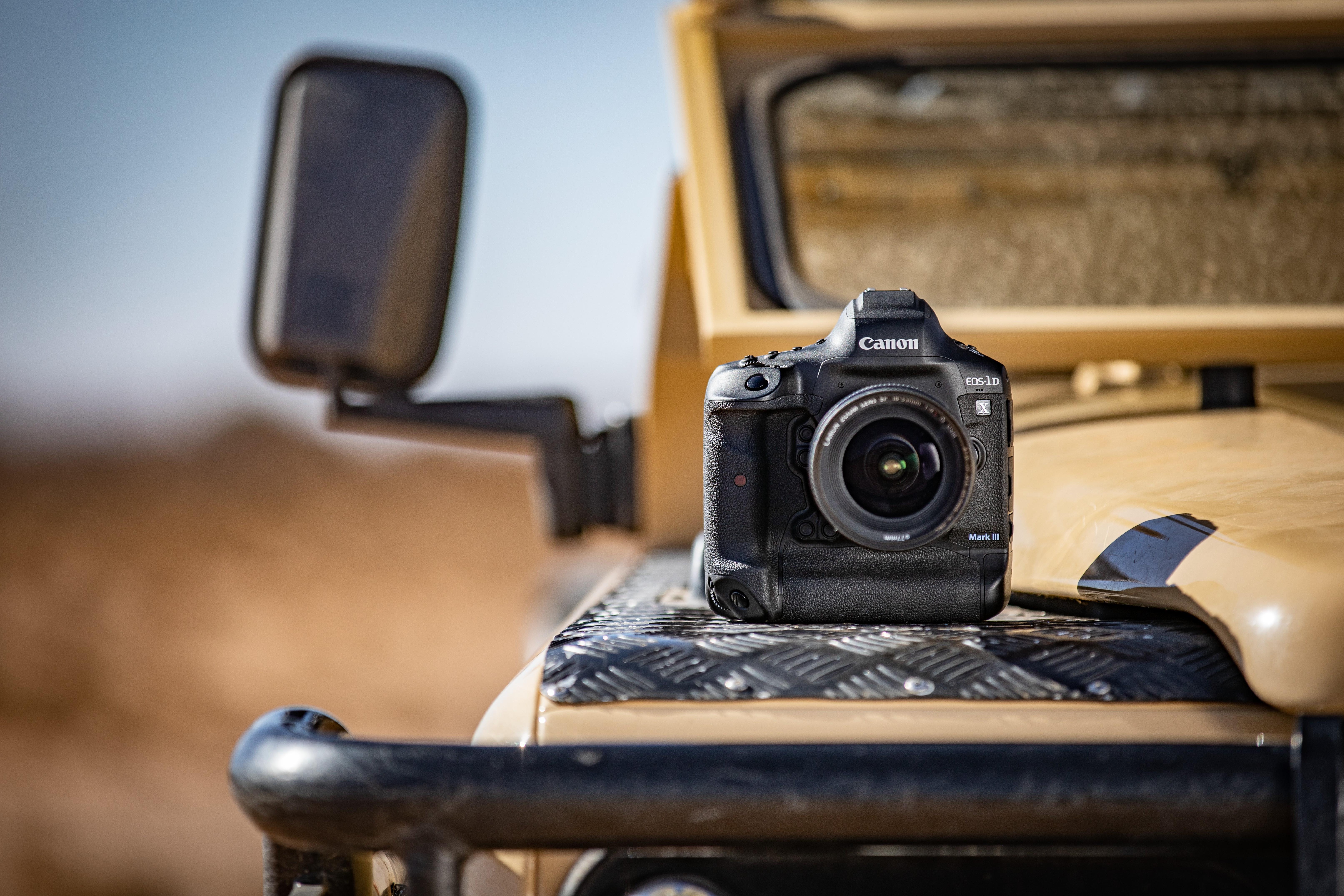 Canon präsentiert die neue Canon EOS-1D X Mark III