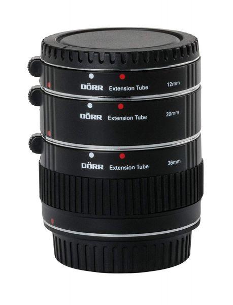 Zwischenringsatz Canon EOS