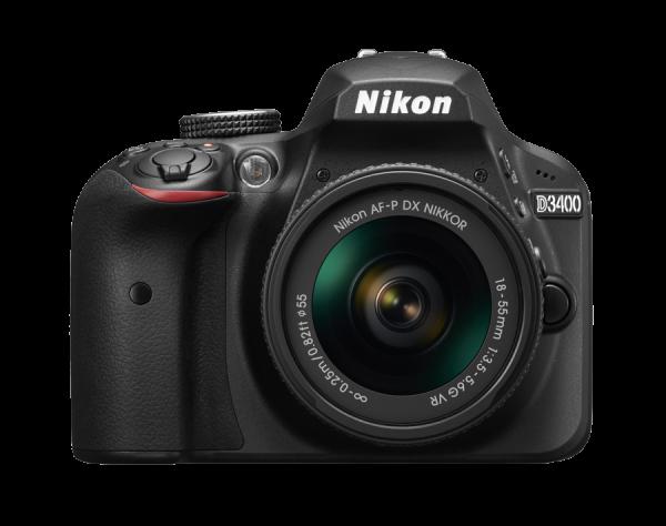 D3400 + AF-P DX NIKKOR 18-55 / 3.5-5.6 G VR